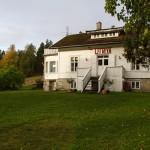 Hovedhuset på Utøya