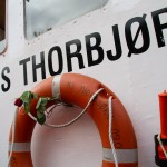 Rose ombord på M/S Thorbjørn