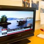 22. juli-kommisjonen var på befaring på Utøya
