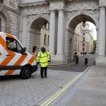 Til London for å lære om sikkerhetsopplegg