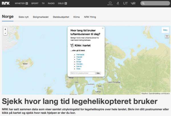 Sjekk selv - nrk.no (skjermdump)